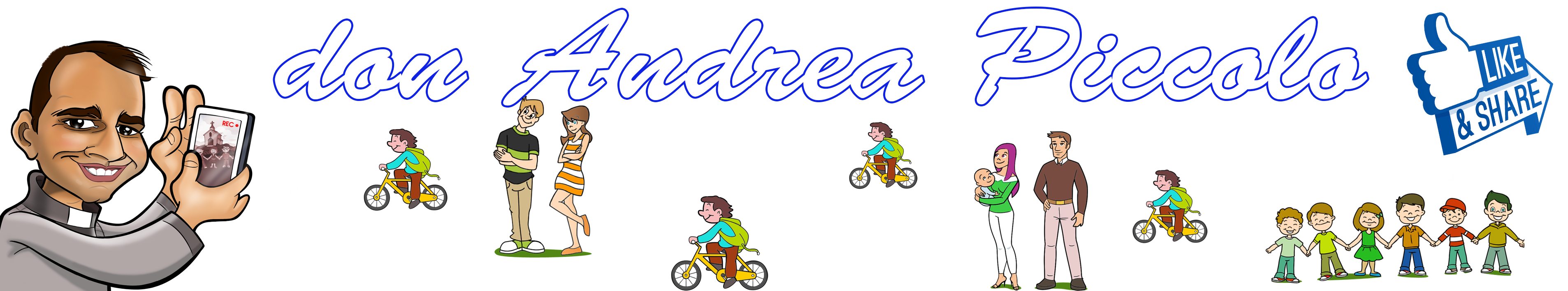 don Andrea Piccolo – Official Web Page